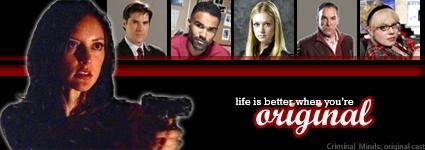 Criminal Minds: original