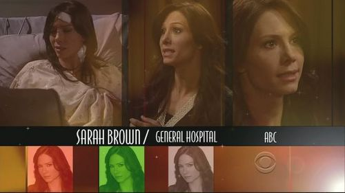 Daytime Emmy Awards: June 2010: Outstanding Lead Actress Nominee