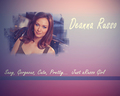 Deanna Wallpaper Cute