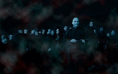 Death Eaters in Deathly Hallows
