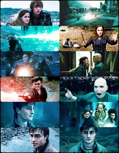 Deathly Hallows ♥