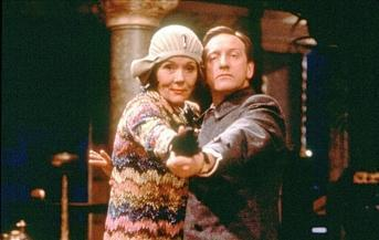 Diana Rigg as Mrs Bradley
