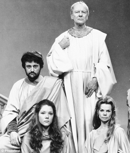 Diana Rigg as Portia in Julius Caesar (1970)