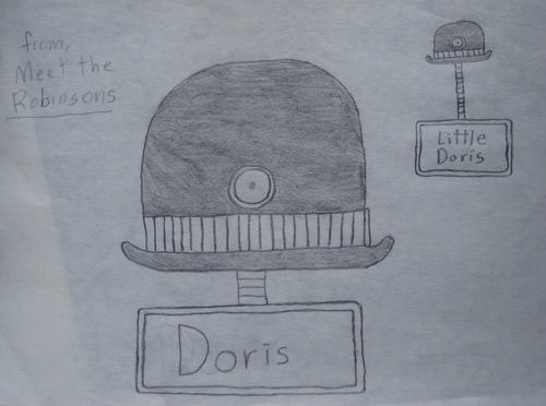 Doris and Little Doris