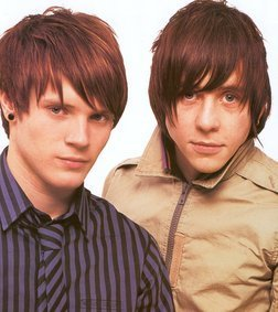 Dougie and Danny