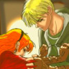 Draco and Ginny fotografia titled Draco Malfoy and Ginny Weasley