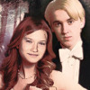 Draco and Ginny fotografia called Draco Malfoy and Ginny Weasley