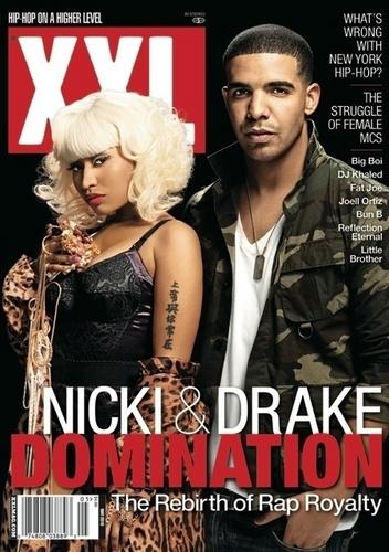 鸭, 德雷克 & Nicki Minaj BET 2010 Nomination