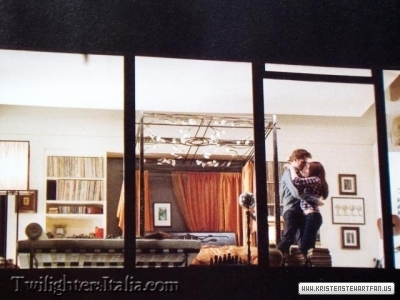 Twilight Saga Filem kertas dinding entitled Eclipse stills