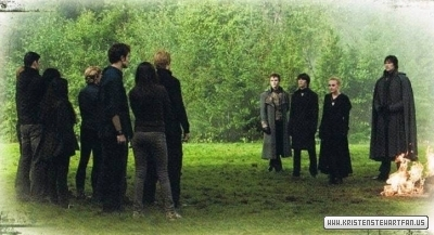 Twilight Saga Фильмы Обои entitled Eclipse stills