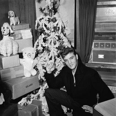 Elvis at natal