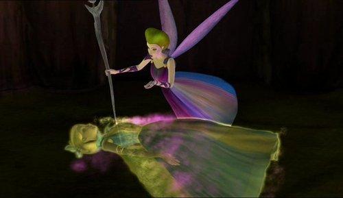 Enchantress and Laverna
