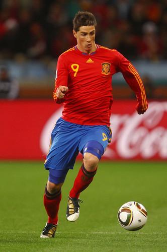 Fernando Torres - Spain (1) vs Portugal (0)
