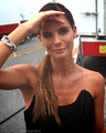 "Gabrielle Anwar ""Fiona""  - burn-notice photo"