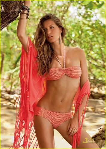 Gisele Bundchen: Calzedonia Bikini Bod!