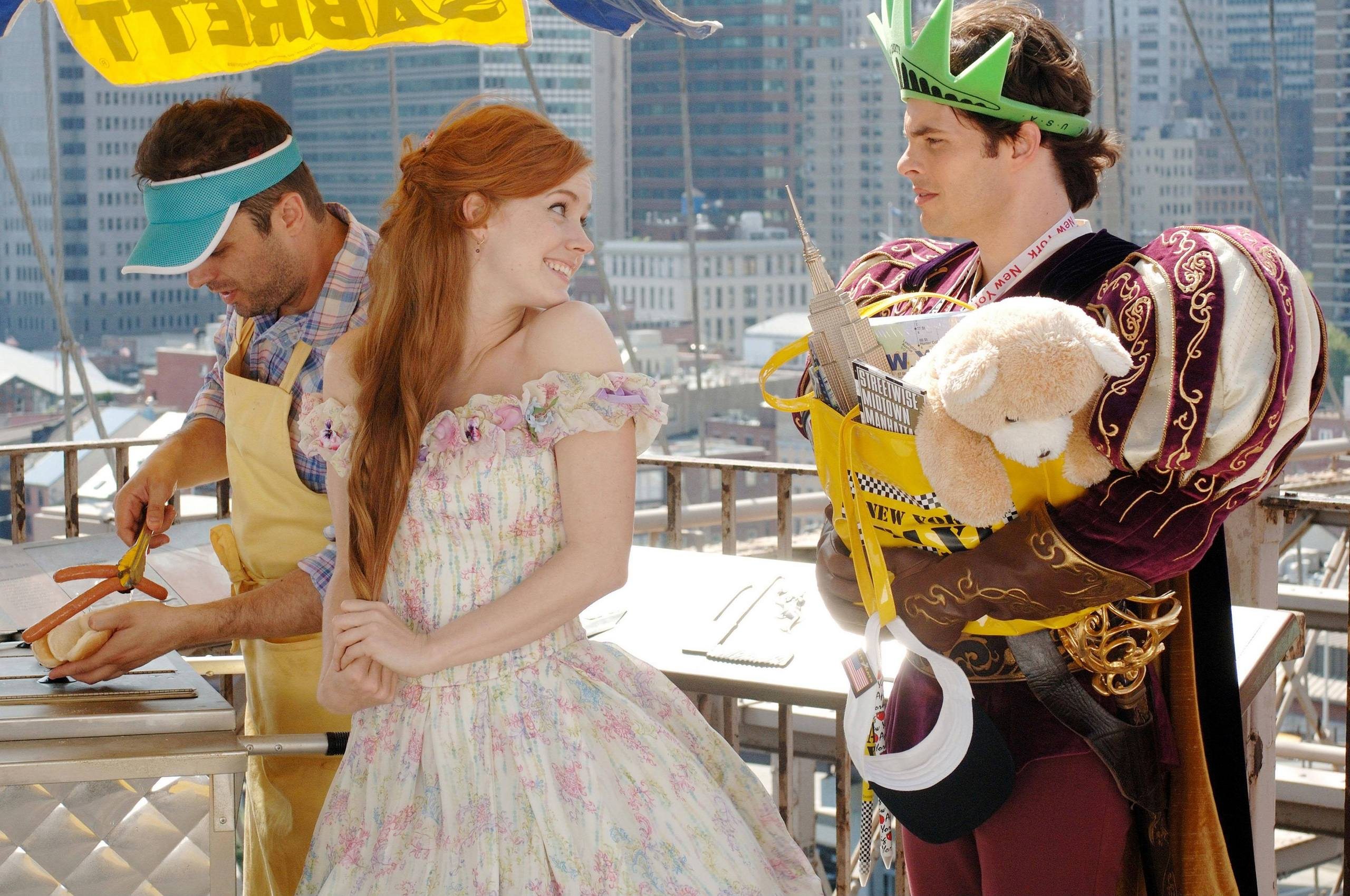 Giselle and Prince Edward