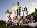 Gosselin Family in Hawaii