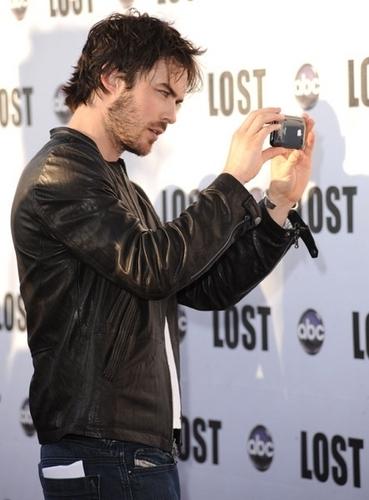 """Ian Somerhalder """"Lost"""" Live: The Final Celebration 2010"""