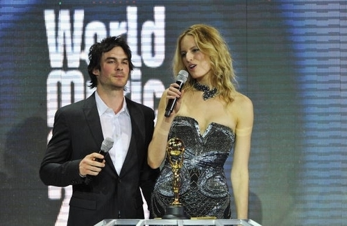 Ian Somerhalder World música Awards 2010