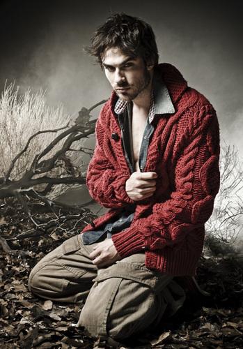 Ian somerhalder photoshoot 2010