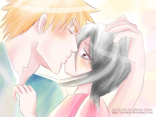 Ichiruki-Kiss and Tears