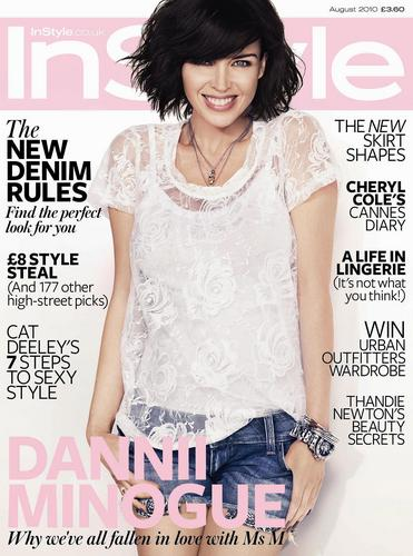 InStyle Magazine June 2010 Issue