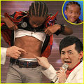 Jaden's 6-pack - jaden-smith photo