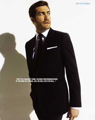 Jake in ShortList Scans - jake-gyllenhaal Photo