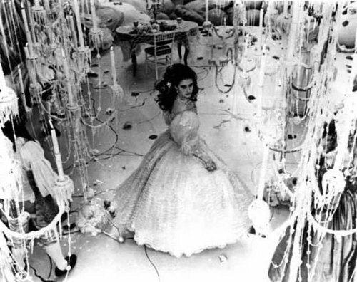 Labyrinth Hintergrund entitled Sarah