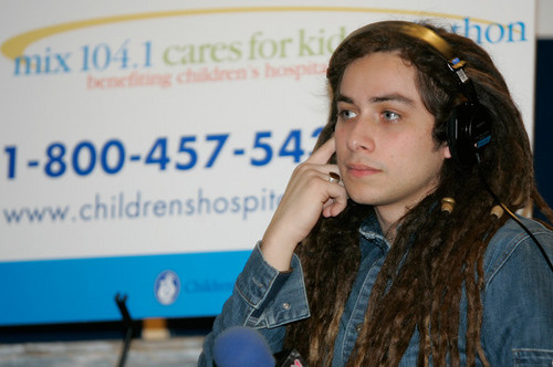 Jason @ Childrens Hospital Radioathon