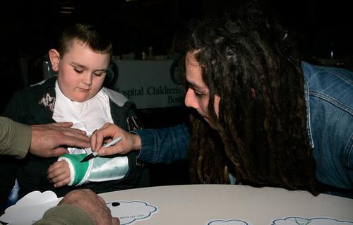 Jason @ Childrens Hospital Radioathon