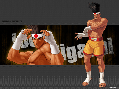 KOF XII- joe - the-king-of-fighters Wallpaper