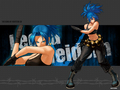 KOF XII- leona  - the-king-of-fighters wallpaper