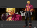 KOF XII- shen - the-king-of-fighters wallpaper
