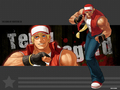 KOF XII- terry  - the-king-of-fighters wallpaper