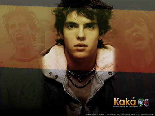 Kaka♥ {I had to add this, he's just so HOT}