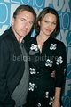 Kelli Williams and Tim Roth in Fox Upfronts