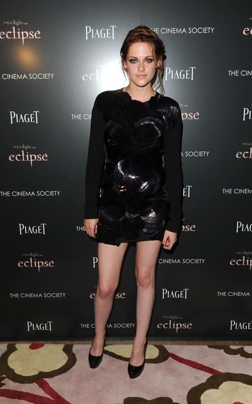 Kristen Stewart @ Eclipse NYC Premiere
