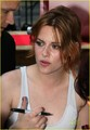 Kristen Stewart Takes on Today  - twilight-series photo