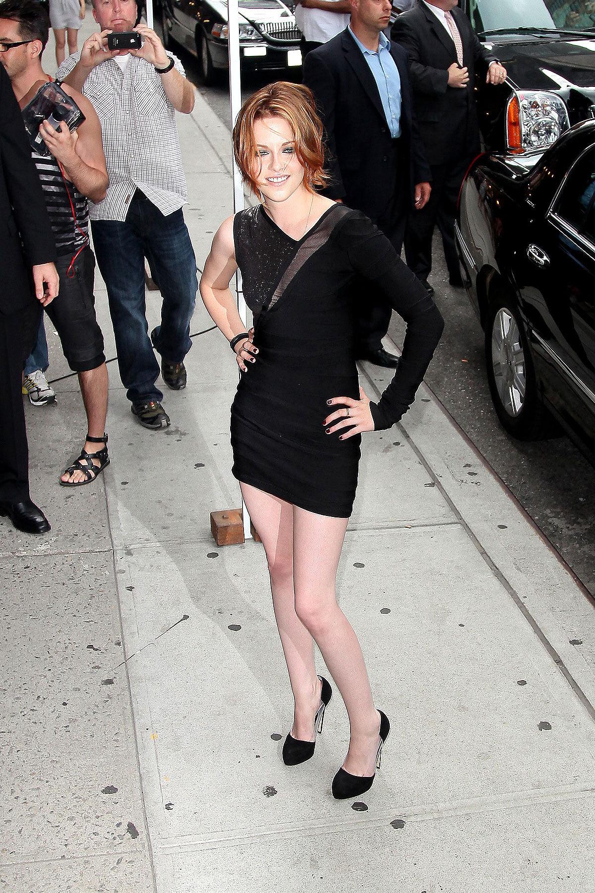 Kristen Stewart's New Blonde Locks