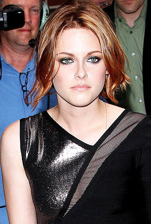 Kristen Stewart's New Blonde Locks