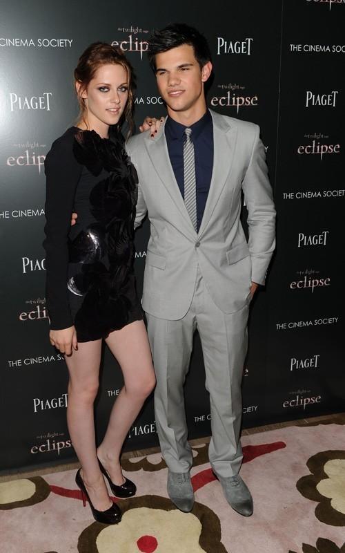 "Kristen&Taylor @ NYC screening of ""Eclipse"" (June 28)."