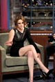 Kristen @ The David Letterman Show - twilight-series photo
