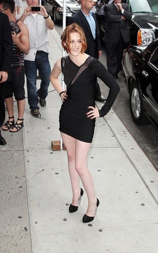 Kristen @ the Late mostra