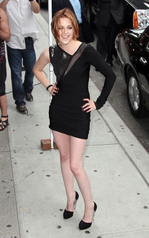 Kristen @ the Late दिखाना