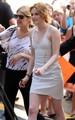 Kristen @ the Today Show - twilight-series photo