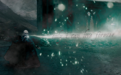 Lord Voldemort in Deathly Hallows