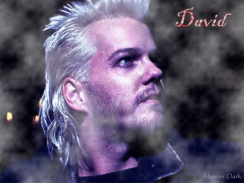 David Wallpaper - the-lost-boys-movie Wallpaper