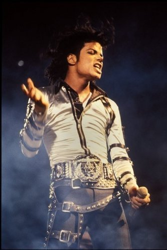 Michael Jackson concerts wallpaper called MICHAEL IN CONCERT