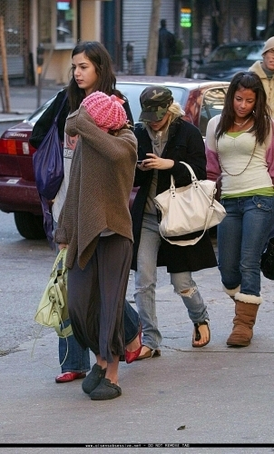Mary-Kate & Ashley out in Soho, New York
